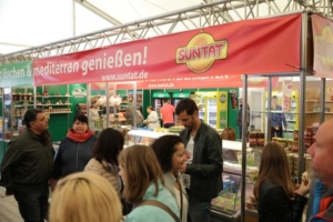 SUNTAT beim Mannheimer Maimarkt 2019