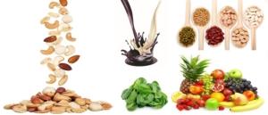 Kräuternahrungsmittel reich an Eisengehalt