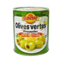 Grüne Oliven o.k 800g, Dose