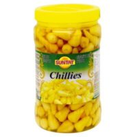 Chillies in Salzlake 1500ml PET