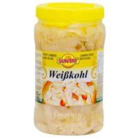 Weißkohl in Salzlake 1500ml PET
