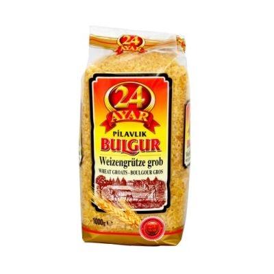 24 Ayar Pilavlik Bulgur 1kg