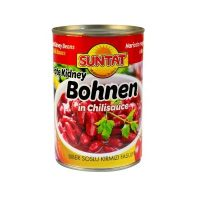 Rote Kidneybohnen-Chilisauce 425ml Do.