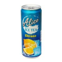 Alice Eistee Zitrone 330ml